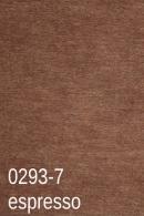 Wzornik kolorów koców - Espresso
