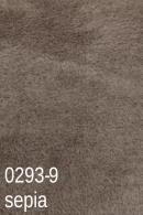 Wzornik kolorów koców - Sepia