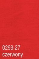 Wzornik kolorów koców - Czerwony