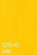 Wzornik kolorów koców -  Żółty